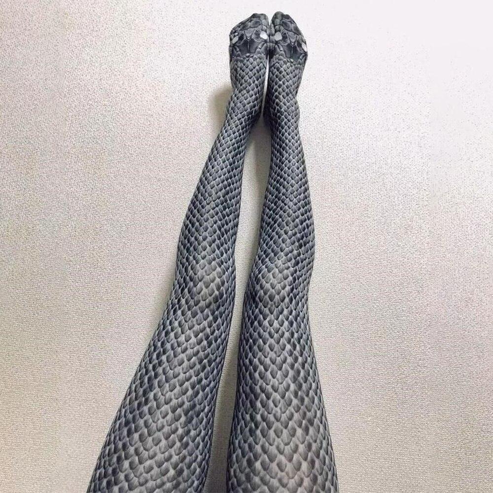 Сексуальные дышащие 3D женские брюки для бега со змеиным принтом, спортивные Леггинсы с принтом змеиной кожи, женские эластичные пот брюки Vogue