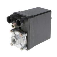 3 phase Single Port Air Compressor Pressure Switch Control Valve SG 4A