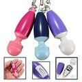 Mini AV Magic Massager Stick Vibrating G-Spot Egg Bullet Vibrate Sex Toys for Women Body Massage Adult Game Product VibratorsO35