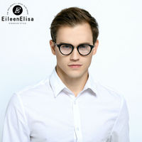 Retro Vintage Round Optical Glasses Frame EE Luxury Brand Glasses Frame For Men Women Round Glasses