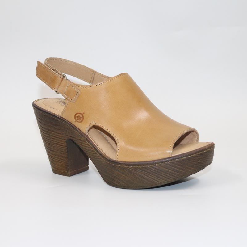 Высокий каблук ed женские кожаные сандалии высокий каблук сандалии Классические сандалии Винтаж Сабо ShoesFishmouth sandalsHigh качественные босоножки