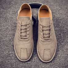 Hot Sale 2019 Men Casual Shoes Lightweight Comfortable Adult Breathable Lace-up Male Shoes Zapatos Hombre цены онлайн