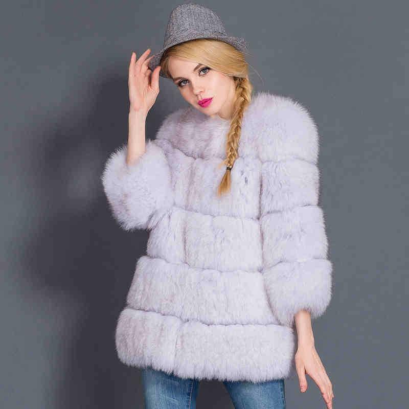 Aliexpress.com : Buy New 2016 Women&quots Winter Luxury Natural Fox