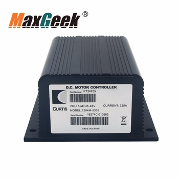PMC 1204M-5305 DC Motor Controller Upgraded 1204M-5301 for Curtis 36-48V 325A