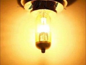 Image 5 - 10 adet H7 24V 70W 4300K sarı sis halojen ampul ışık koşu araba kafa lambası şekillendirici kaynağı park gün