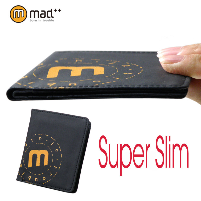 New Super Thin Ultra Slim Bifold Canvas Wallet Vintage Money Female Short Purse Mini Coin Case Pocket Male Men Women Small Boy japan anime katekyo hitman reborn wallet cosplay men women bifold coin purse