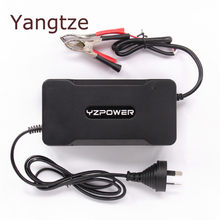Yangtze 54.6V 4A 3A Lithium Li-ion Battery Charger For 48V Lipo Bike Power Tool Scooter Battery Pack(China)