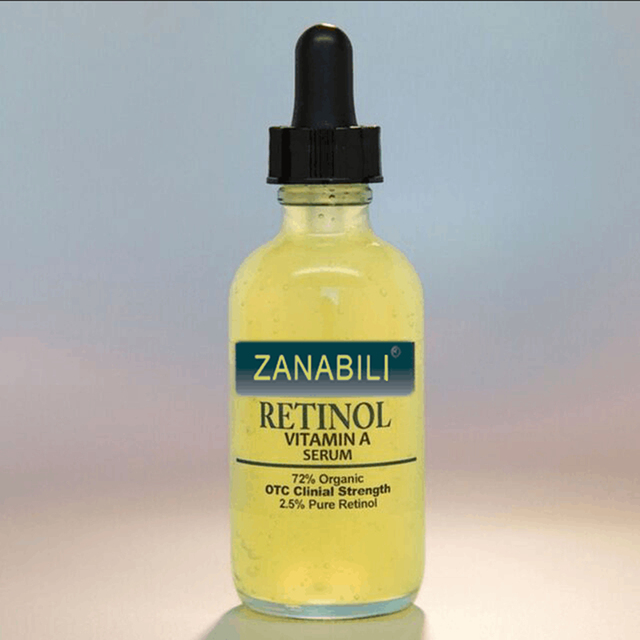 Чистый Ретинол Витамин 2.5% + Гиалуроновая Кислота Уход За Кожей акне Крем Удаления Пятна Сыворотка Для Лица Против Морщин Отбеливания Лица крем