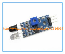 IR Infrared Obstacle Avoidance Sensor Module for Arduino Smart Car Robot 3-wire Reflective Photoelectric New