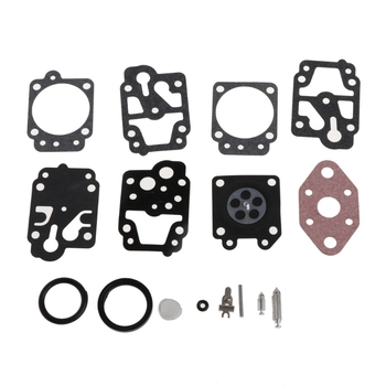 1Set Carburetor Repair Kit Carb Rebuild Tool Gasket Set For Walbro K20-WYL WYL-240-1 turbo repair kit rebuild kits rhf5 8971371098 8972503642 hole distance 80mm turbocharger for isuzu trooper monterey 4jx1t 3 0l