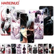 HAMEINUO Tokyo Ghoul font b anime b font Kaneki Ken cover phone case for Nokia 9