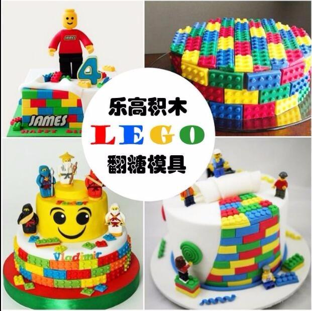 Aliexpresscom Buy 2016 Lego Bricks Boy Birthday Party Silicone