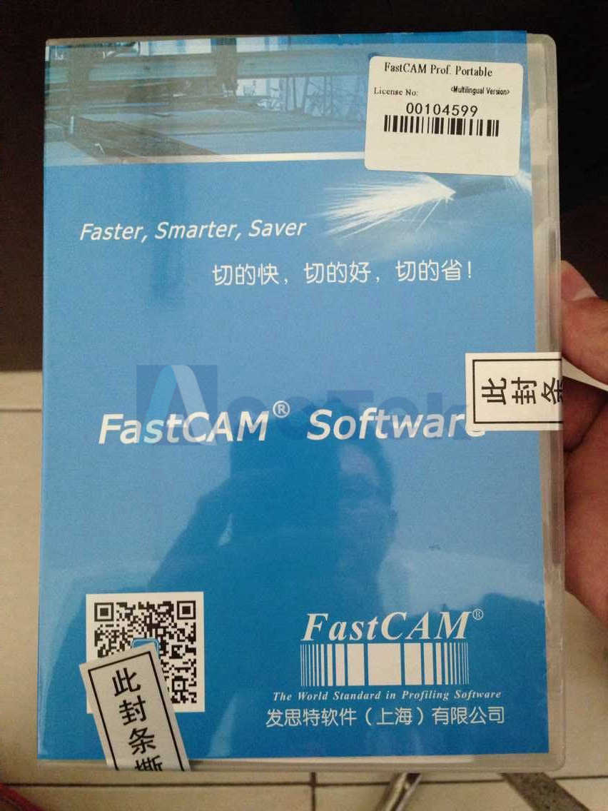 Detail Feedback Questions about CNC plasma FastCAM Expert Edition