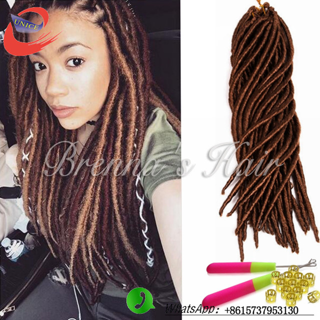 faux locs crochet hair synthetic dreads janet collection dreadlock ...