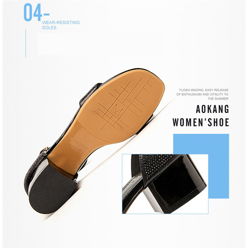 Enthusiastic Muqgew Classics Cross-tied Dance Shoes For Woman New Arrival Square High Heel Woman Dance Shoes Non-slip Buckle Strap Woman Shoe Easy To Use Office & School Supplies