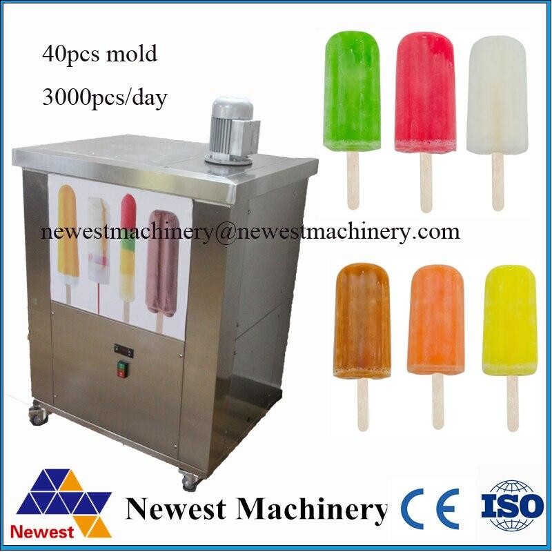 40 psset de picol em ao inoxidvel mquina de sorvete gelo 40 psset de picol em ao inoxidvel mquina de sorvete gelo lolly picol mquina que faz a mquina em sorveteiras de eletrodomsticos no aliexpress ccuart Images