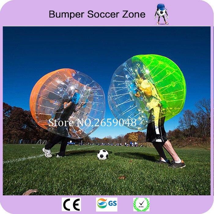 Бесплатная доставка 1,5 м людской шарик надувной ума невменяемым мяч для наружной весело спорта бампер мяч, пузырь Футбол сдвинутых мяч