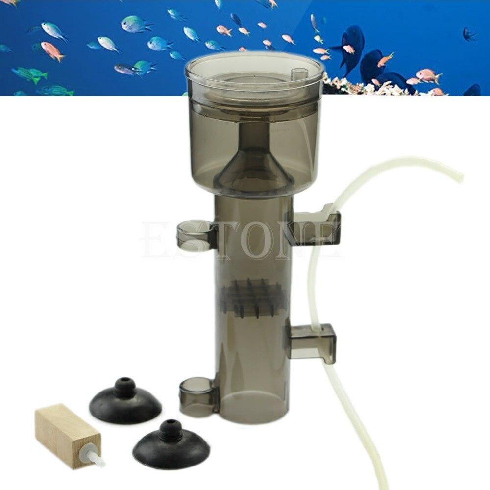 Aquarium Protein Skimmer Fish Tank Collector Waste Filter