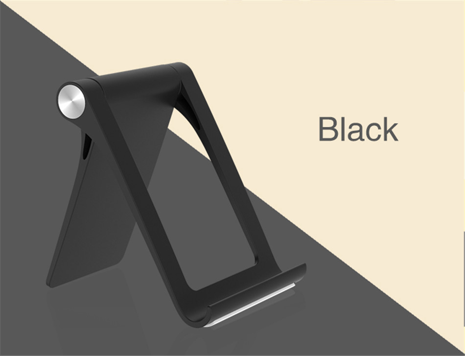 Universal Adjustable Phone Holder Stand For 7 8 Plus X Mobile Phones Hard PC Folding Tablet Stand Holder For S9 (20)