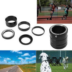 Image 2 - Macro tubo de extensão anel lente da câmera adaptador para nikon d7200 d7000 d5500 d5300 d5200 d5100 d3400 d3300 d3200 d310 câmera novo