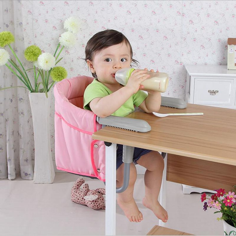 2018 new children's dining chair portable tableside baby dining table and chairs baby baby eating dining chair tables and chairs rattan square dining tables with cushion and tempered glass