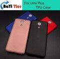 Для Umi Плюс Case Глянцевая ТПУ Силиконовые Мягкий Задняя Крышка Защитная Телефон Чехлы для Umi Плюс Смартфон Бесплатная Доставка