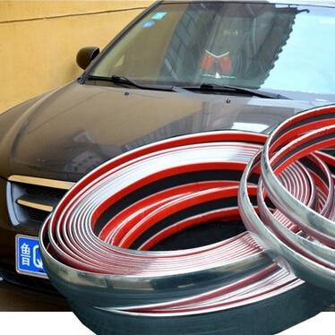 Car styling 10mmx15m decoration Sticker For Lexus ES250 RX350 330 ES240 GS460 CT200H CT  ...