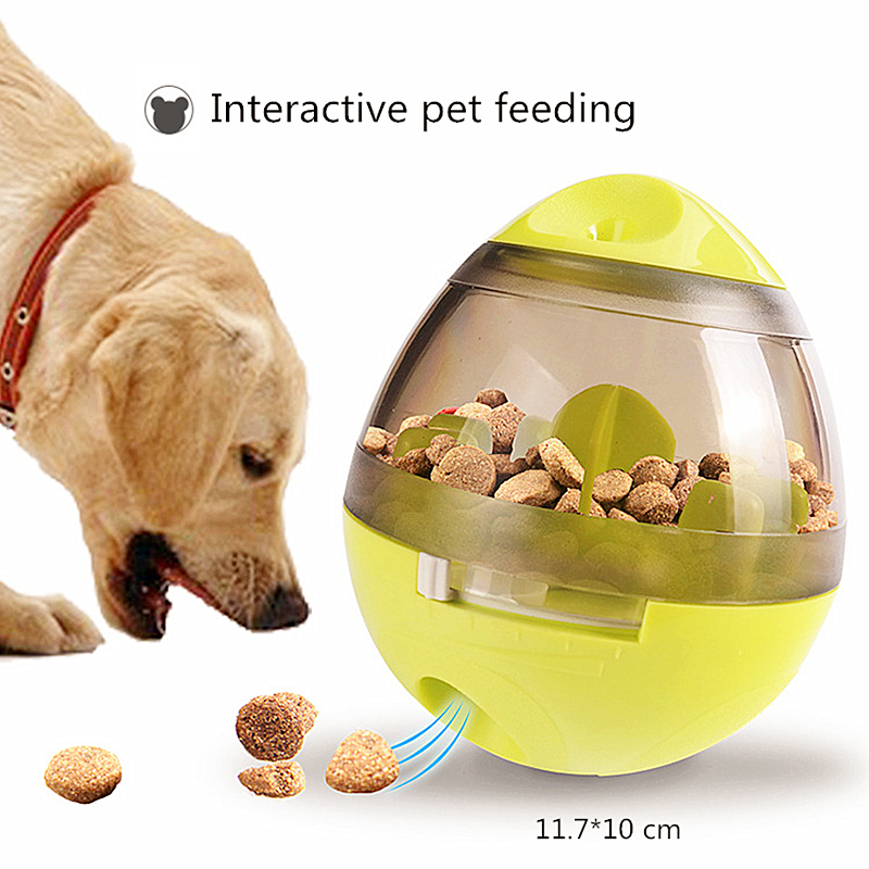 Pet/cat/dog toys Interactive Feeding Cat/Dog/PET toy feeding  Interesting pet products dog ball for dogs cats bowl