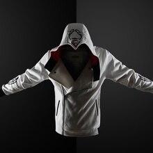 ZOGAA flambant neuf assassin Master sweat à capuche hommes mode décontractée 5 couleurs haute qualité streetwear hommes sweat à capuche jeunesse taille S XXXXL