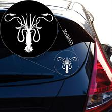 Game of Thrones Greyjoy Vinyl Decal Sticker # 836 (6 X 7.1, White)