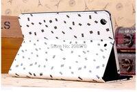 Мода новый пастырской цветок сохранять спокойствие флип стенд книга кожаный чехол смарт-чехол для apple, ipad мини 2 сетчатка сумки