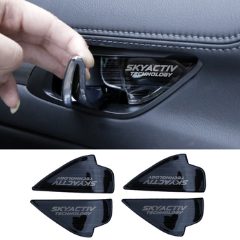 Stainless Steel Auto Inner Door Bowl Sticker interior moulding Covers For MAZDA CX-5 CX5 CX 5 2012-2014 2015 2016 2017 2018 2019 for mazda cx 5 cx 5 cx5 2015 2016 rca