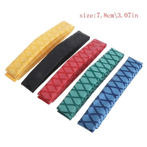 Image 4 - 1M Fishing Rod Anti Slip Static Handle Sleeve Heat Shrink Rubber Sweat Absorbing