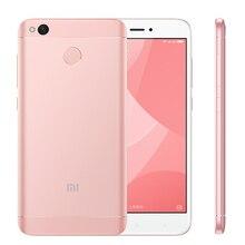 "Original Xiaomi Redmi 4X Smartphone 3GB 32GB 5.0"" HD Screen Snapdragon 435 Octa Core 4100mAh 13.0MP Global ROM LTE OTA(China)"