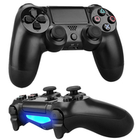Portable For PS4 PS3 PC Wireless Bluetooth Gamepad For Sony Playstation 4 PS4 Controller Dualshock 4 Gamepads Joystick for PS4