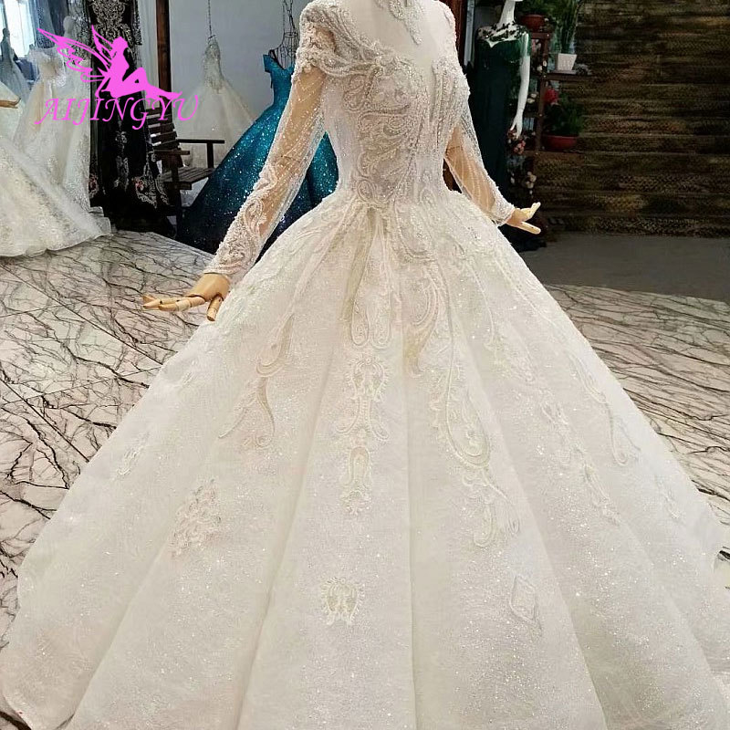 AIJINGYU Affordable Wedding Gowns