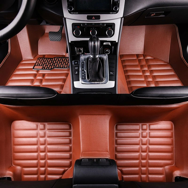 auto foot pad car floor mats rugs for Ford Focus Mondeo Transit Custom Fiesta S-MAX Explorer maverick KUGA Escape caravan E150 shock absorber spring bumper power cushion buffer 4pcs lot for ford edge ecosport kuga focus everest mondeo fiesta