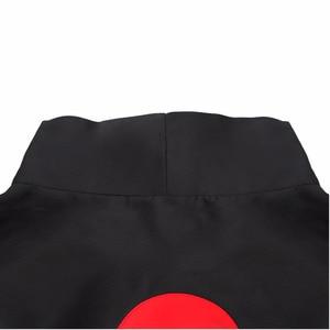 Image 4 - Jp anime naruto uchiha sasuke 2nd geração cosplay traje conjunto completo preto uniforme halloween carnaval festa trajes peruca