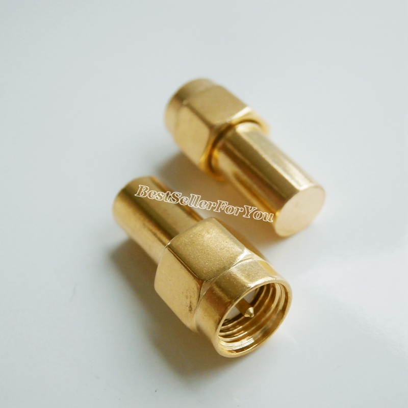 1Pcs <font><b>SMA</b></font> 1W 1watt male plug RF coaxial Termination loads DC- 3.0GHz <font><b>50</b></font> ohm Dummy Load image