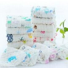 100% Cotton Soft Child-Towel Baby Washcloths for Sensitive Skin Washcloths Household Face Towel Cotton Towels Gauze