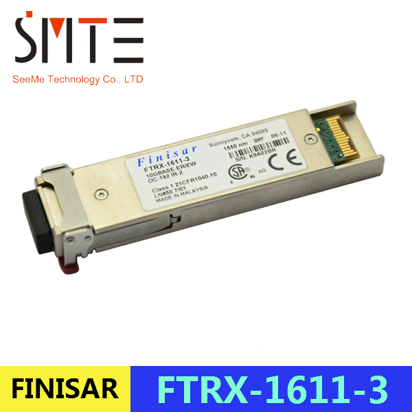 Finisar FTRX-1611-3 Optical Transceiver SMF 1550NM Finisar FTRX-1611-3 Optical Transceiver SMF 1550NM