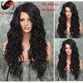 200 Density Unprocessed Brazilian Virgin  Full Lace Human Hair Wigs Natural Virgin Color Full density Lace Front Human Hair Wigs