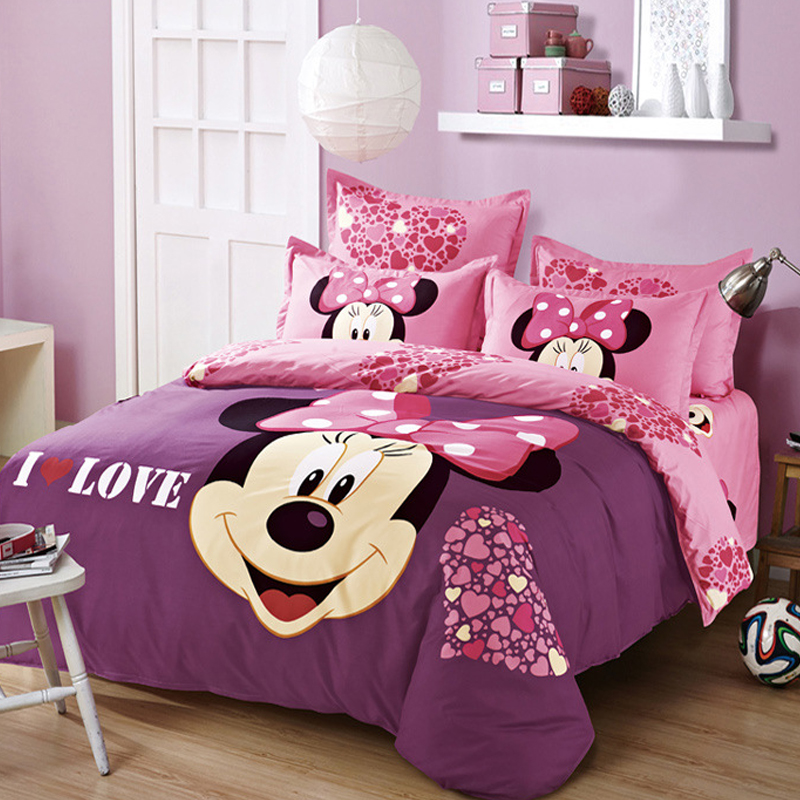 Popular Minnie Mouse Pillowcase Buy Cheap Minnie Mouse