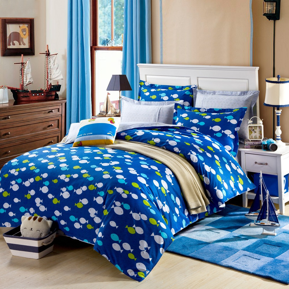 2016new 100 cotton comforter bedding sets queen size for Luxury cotton comforter sets