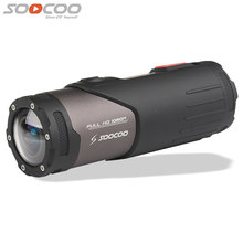 Original SOOCOO S20WS Wifi Sports Action Video Camera Waterproof 10M 1080P Full HD Cycling Helmet Mini Outdoor Sport DV