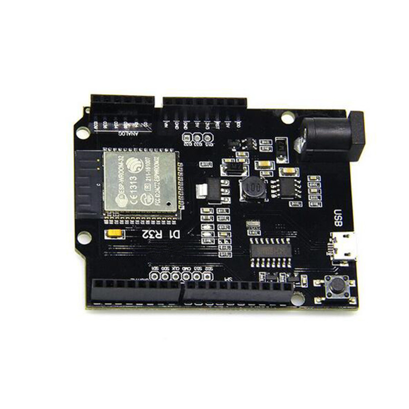 Hot Sale 1PC TTgo ESP32 WiFi & Bluetooth 4MB Flash UNO D1 R32 Board Module For Arduino