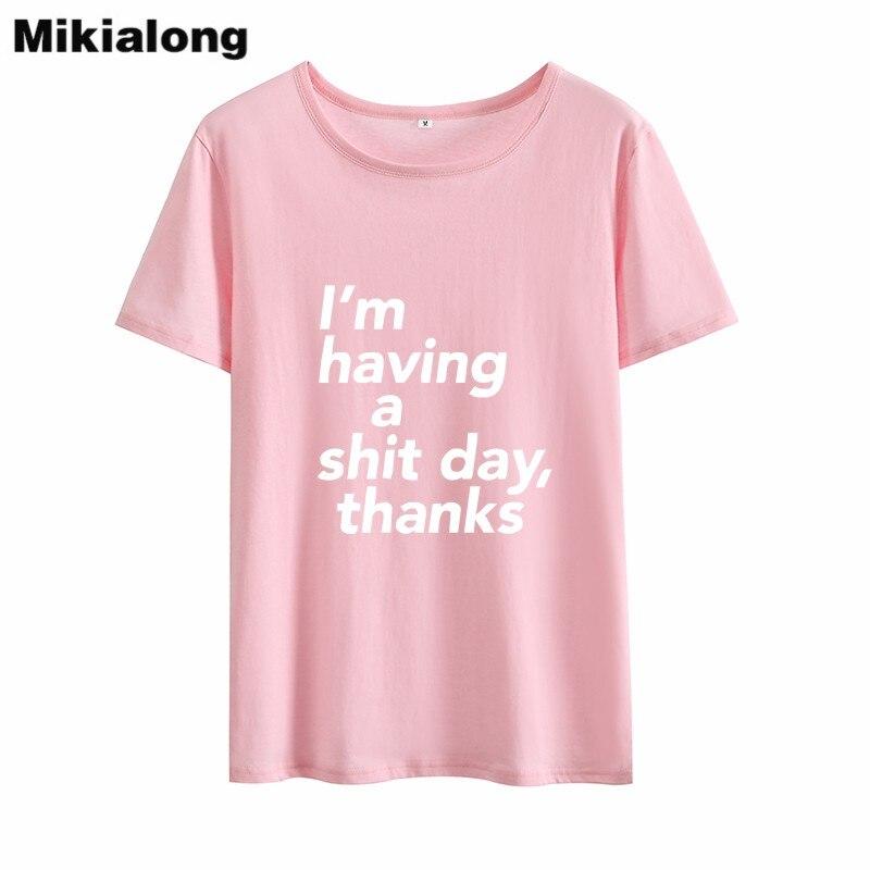 Mikialong 2018 Punk Rave Letter Printed T-shirt Women Kawaii Tumble Women Tshirts Tops Tee Shirt Femme O-neck Women Summer Tops