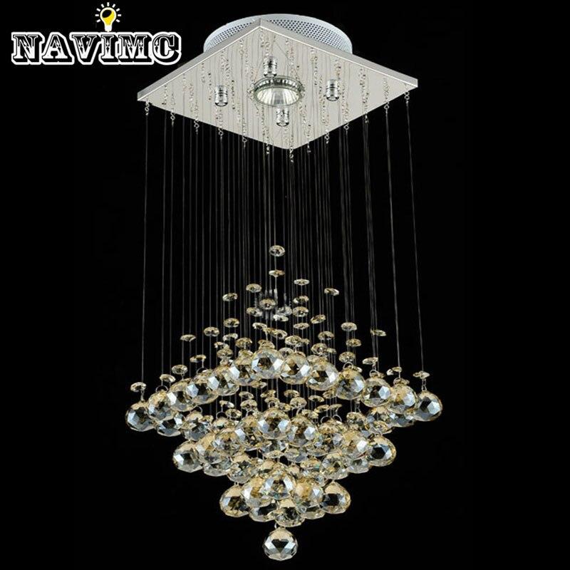 moderno led piccolo cristallo lampadari illuminazione per camera da letto cucina bagno corridoio lampada da soffitto