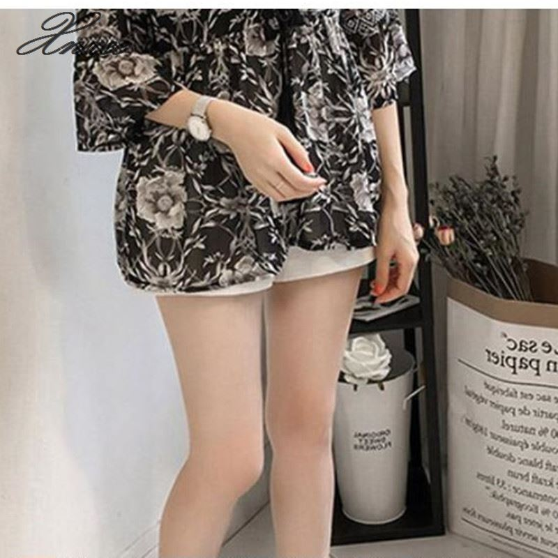 Summer Chiffon Large Size Loose V neck Blouse Tassel Bottoming Was Thin Trumpet Sleeve Chiffon in Blouses amp Shirts from Women 39 s Clothing