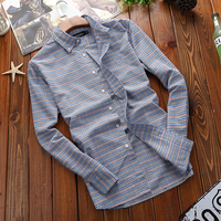 AFS JEEP 2017 New Fashion Classic Plaid Shirts Slim Fit Striped Business Men Formal Dress Shirts